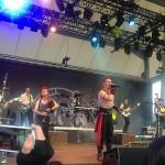 Saltatio Mortis beim Blackfield Festival 2014