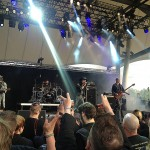 Fields of the Nephilim beim Blackfield Festival 2014