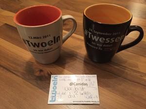 Andenken an #twoeln und #twessen