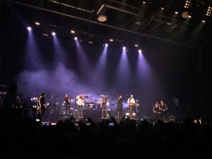 Eisheilige Nacht – Alle Sänger und Streicher beisammen