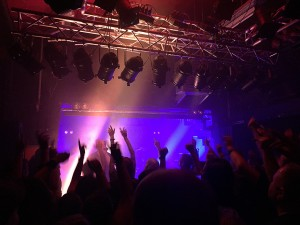 VNV Nation und Clubstimmung